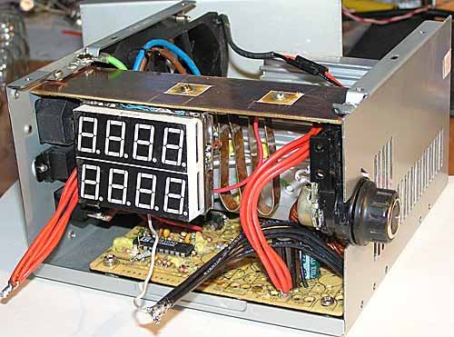 Как сделать зарядное устройство из компьютерного блока питания fsp250 780